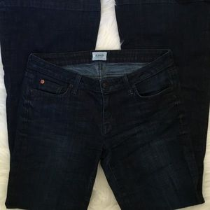 Hudson W508dcb flare jeans - 29